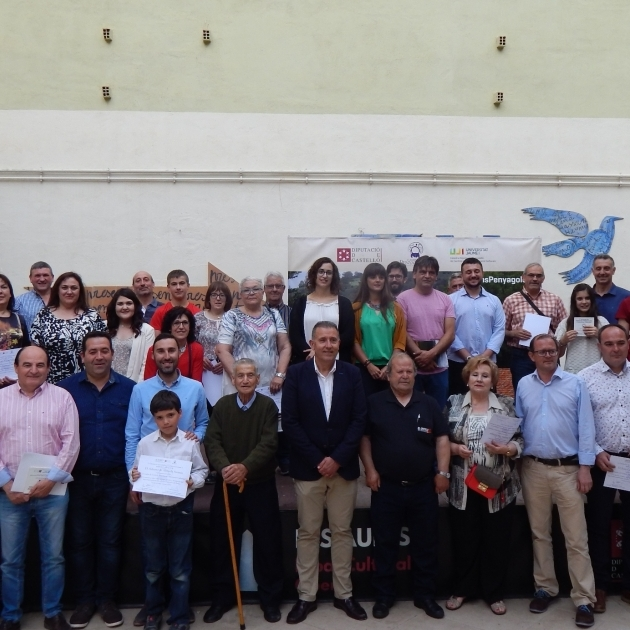 La Diputación ensalza el papel de voluntarios y colaboradores de Camins de Penyagolosa-copia