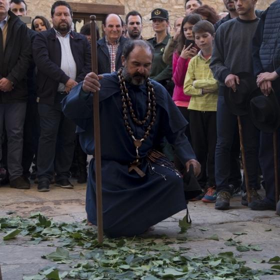Diputación potencia Camins de Penyagolosa ante la proximidad de 'Els Pelegrins de Les Useres'