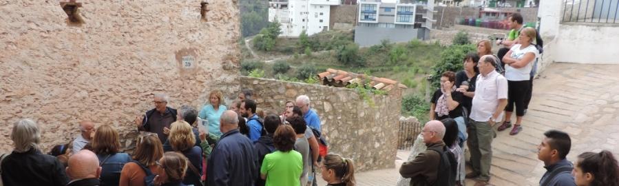 Alta demanda rutas de 'Camins de Penyagolosa'