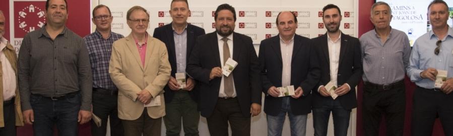 La Diputación publica la Guía Oficial de Camins de Penyagolosa