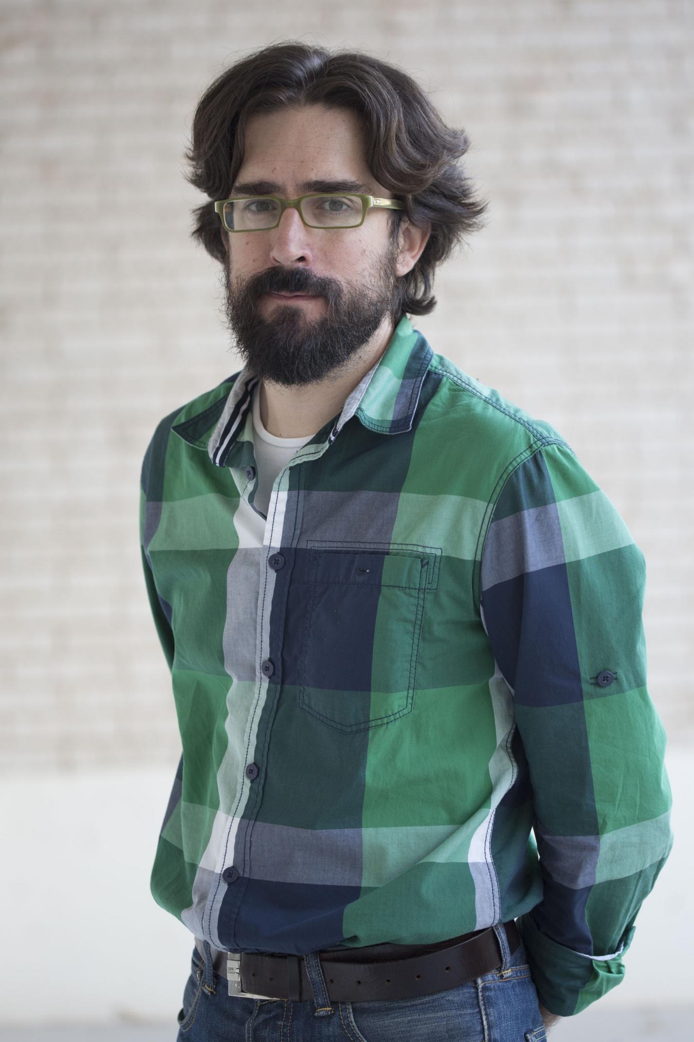 El professor García-Esparza, membre de l'International Committee on Historic Towns and Villages