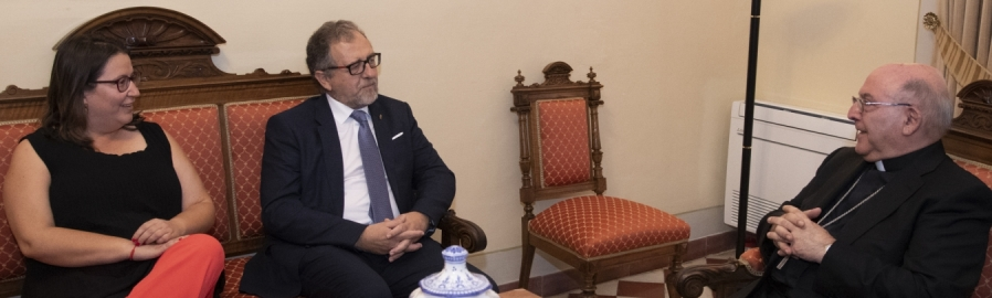 La Diputació i el Bisbat de Sogorb-Castelló reactiven la rehabilitació de Sant Joan del Penyagolosa